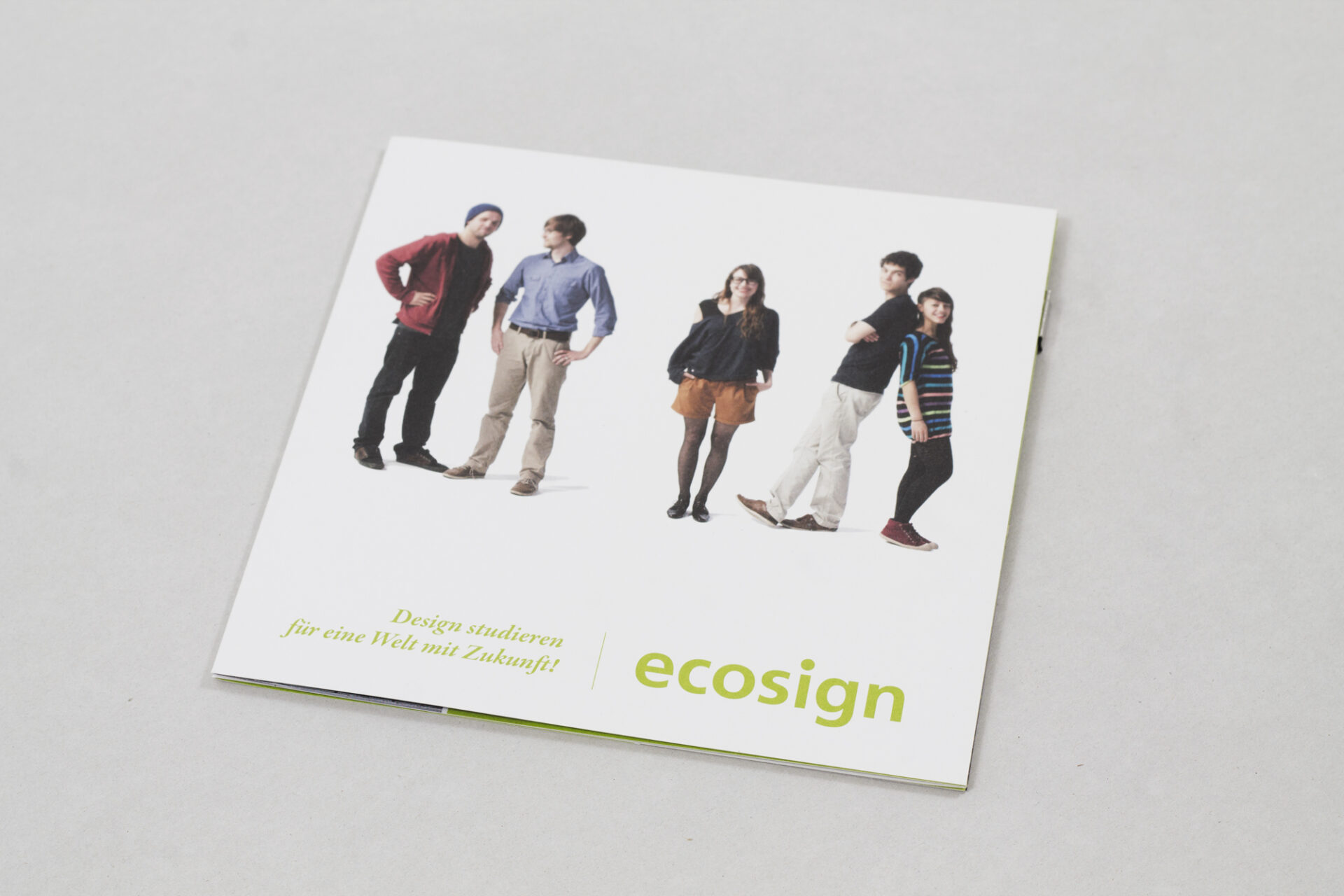 ecosign – Flyer