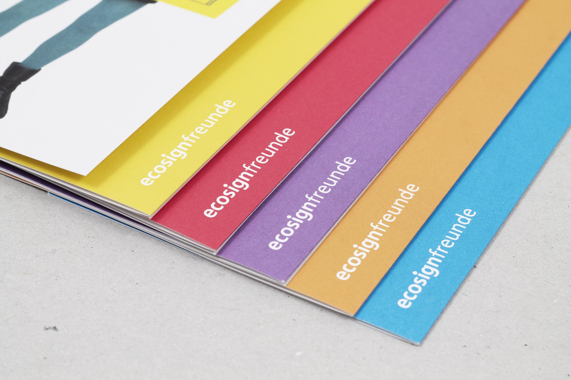 ecosignfreunde – Flyer