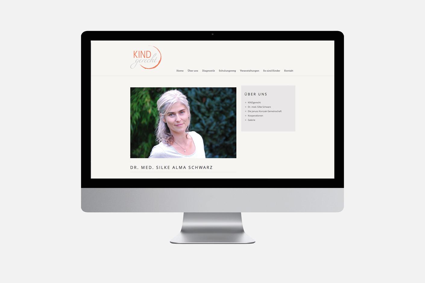KINDgerecht – Website