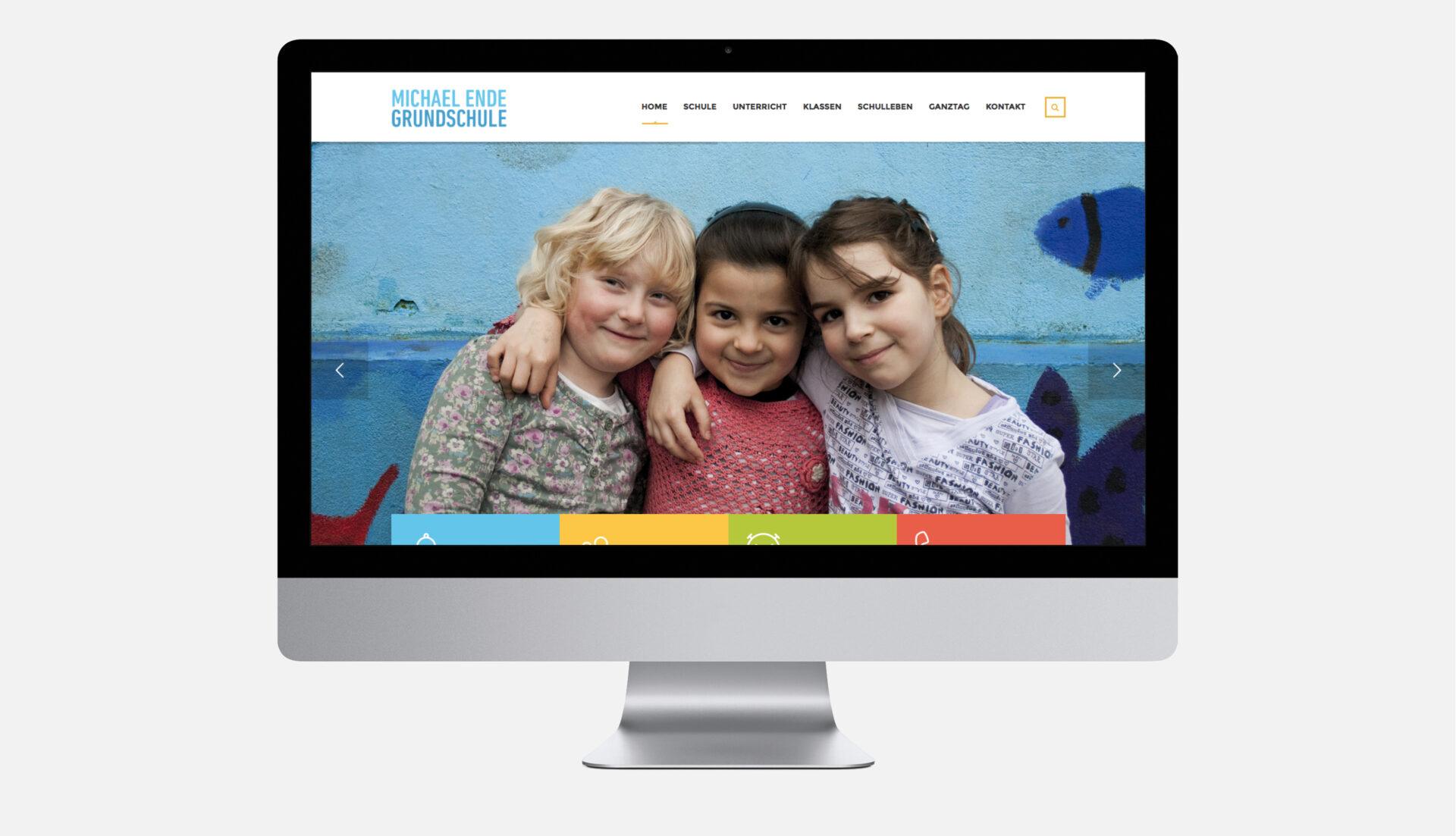 Michael-Ende-Grundschule – Website