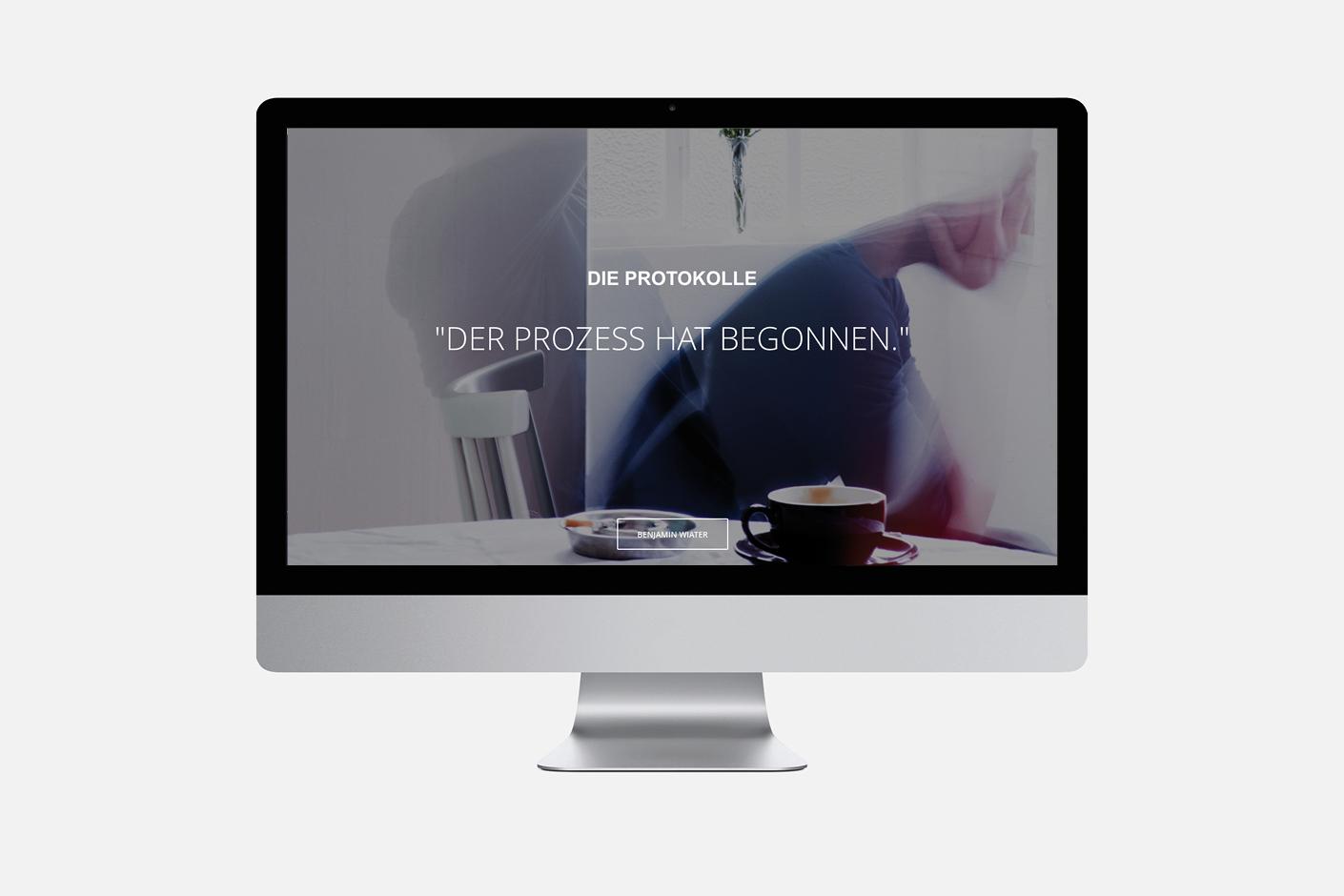 Wiater – Website