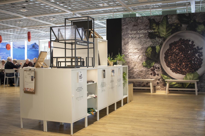 Ikea meets ecosign – Ausstellung