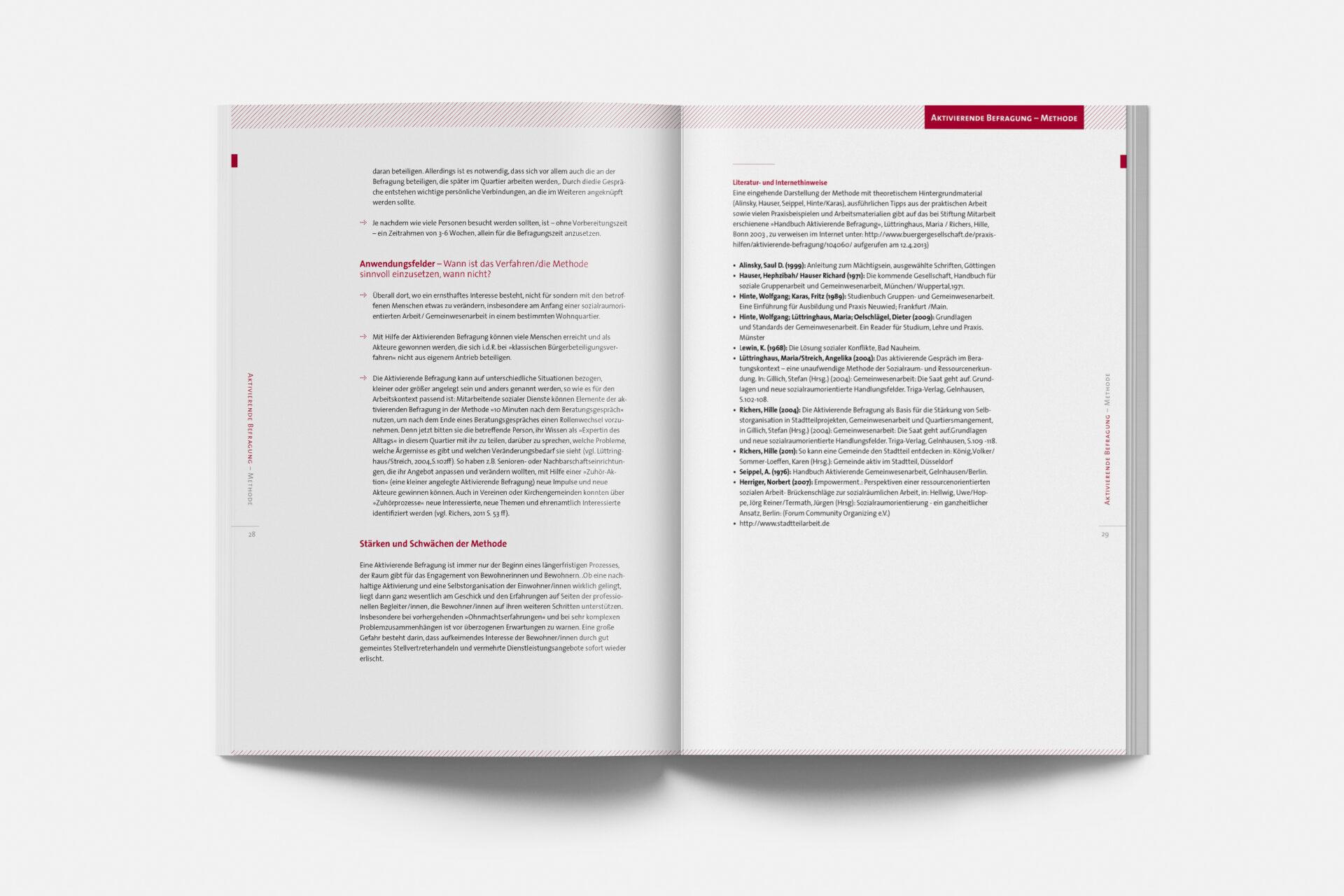 Stiftung Mitarbeit – Methodenhandbuch