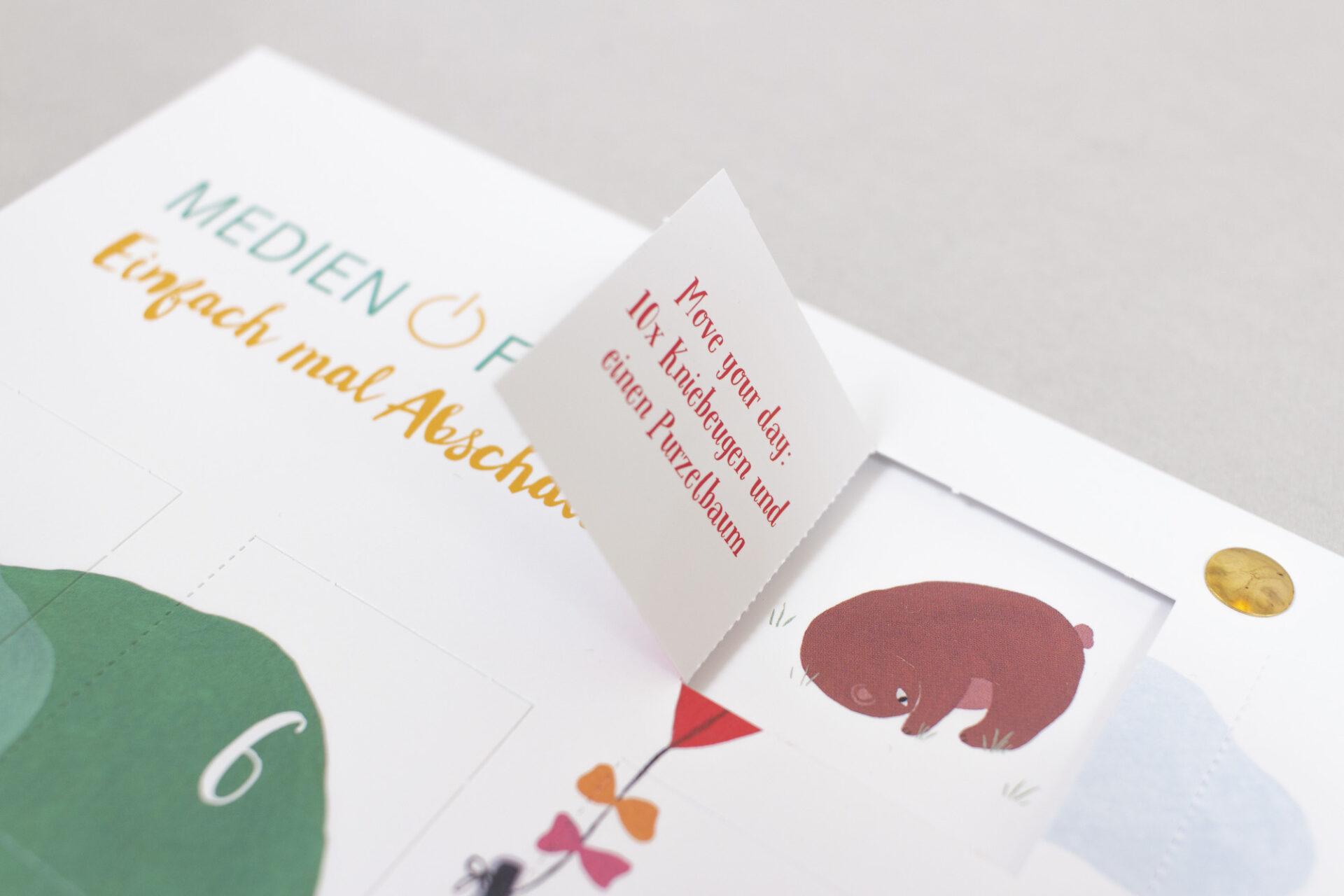 Uni Witten/Herdecke – Medienfasten Set