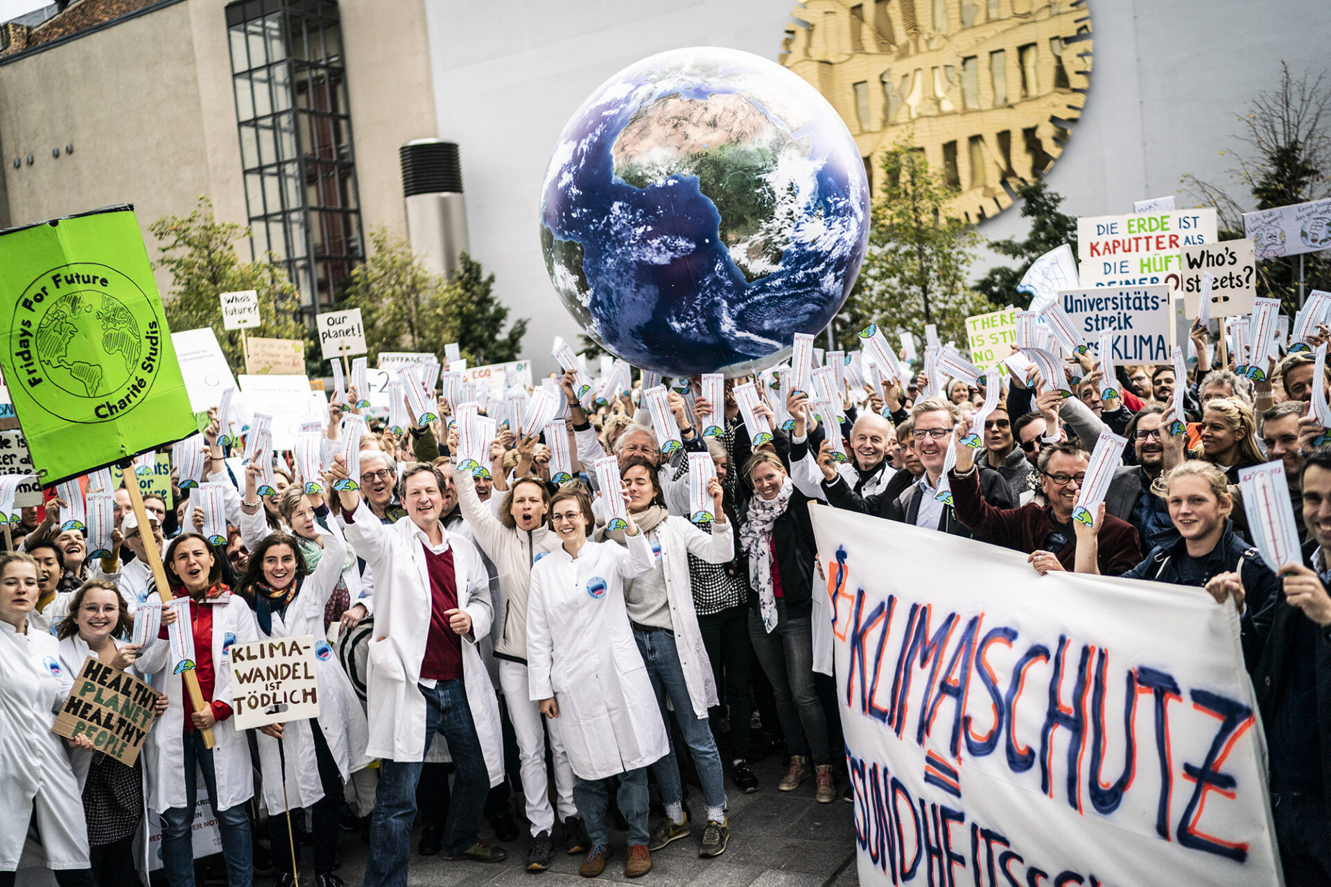 Health for Future – Dr. Eckhart von Hirschhausen